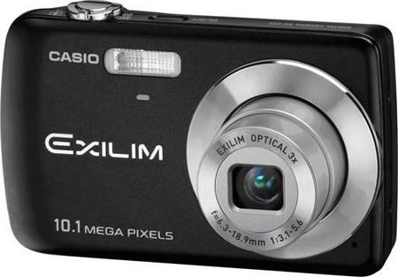 Casio Exilim EX-Z33 Entry-level Camera black