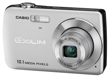 Casio Exilim EX-Z33 Entry-level Camera silver