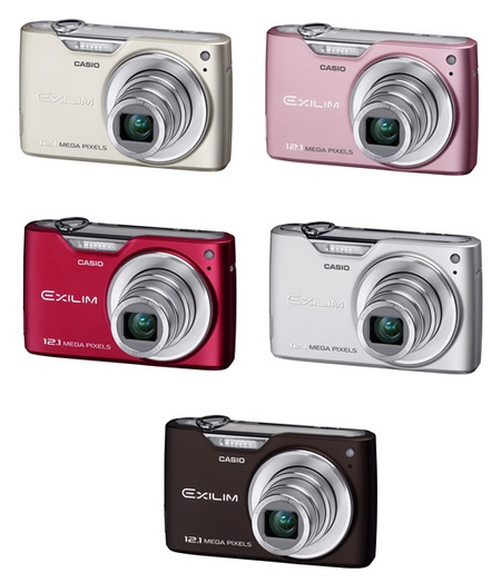 Casio Exilim Zoom EX-Z450 digital camera
