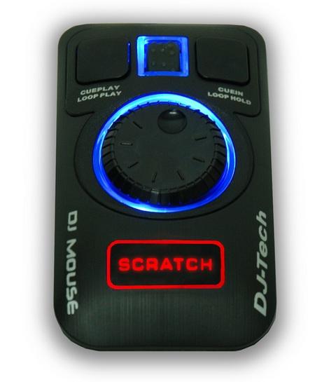 DJ-Tech DJ Mouse top