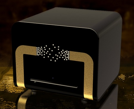 Gaiser High End First-class Computer with Gold and Diamond 5