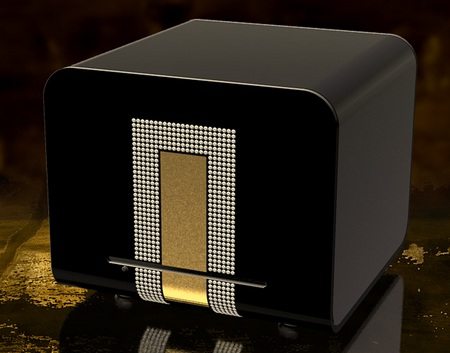 Gaiser High End First-class Computer with Gold and Diamond 6