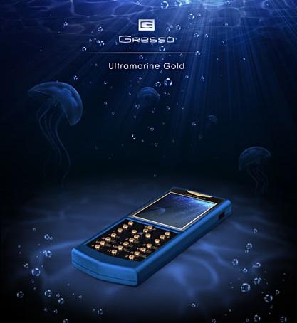 Gresso Ultramarine Gold 1