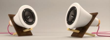 Handcrafted Ceramic Speakers
