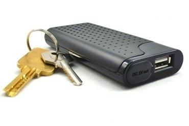 Hi-Den Vision HD-0311 Portable HD Player keyring