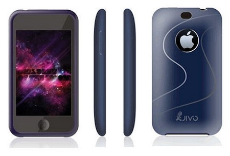 JIVO TPA Case Blue for iPod Touch 3G