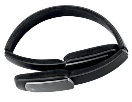 Jabra HALO Wireless Headset folded