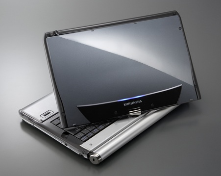 Kohjinsha EX6 Convertible Tablet PC Netbook 1