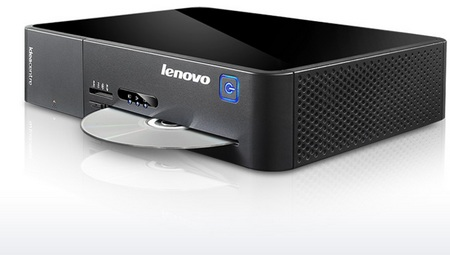 Lenovo IdeaCenter Q700 home entertainment PC with Disc
