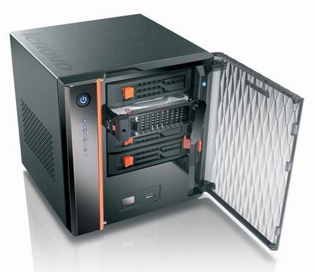 Lenovo IdeaCentre D400 Home Server