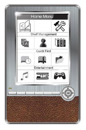 Matsunichi ER600 e-book reader