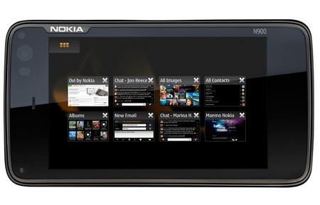 Nokia N900 Maemo Tablet 2