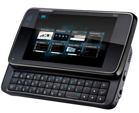 Nokia N900 Maemo Tablet