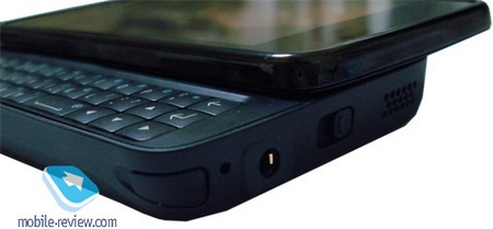 Nokia RX-51-N900 Maemo 5 Tablet Previewed 3.5mm jack