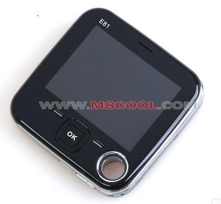 Nokla E81 QWERTY Phone 3