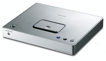 Onkyo ND-S1 iPod dock 2