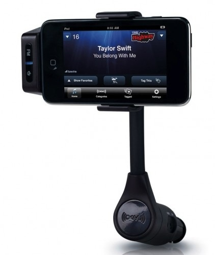 Sirius XM intros XM SkyDock for iPod touch and iPhone