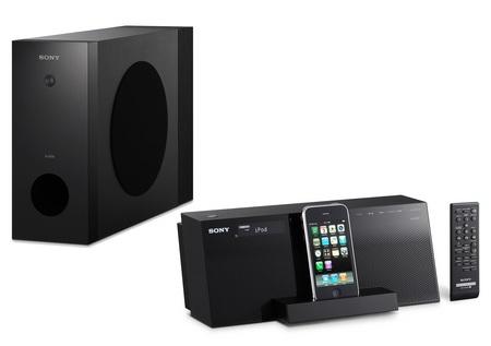 Sony ALTUS AIR-SW10Ti ipod docking system