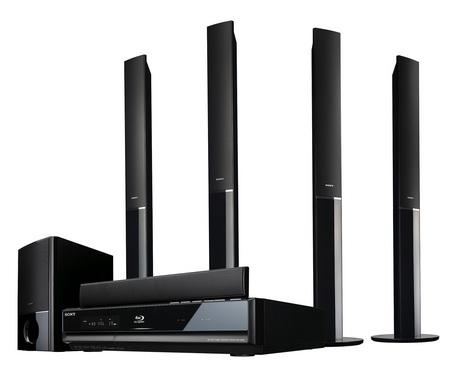 Sony BDV-E800W Blu-ray Home Cinema System