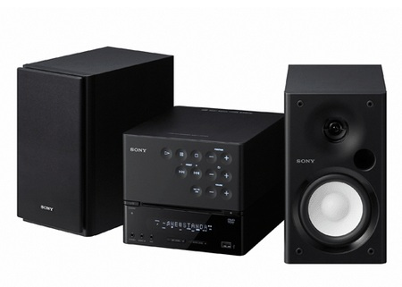 Sony CMT-DH50R Mini DVD Home Theater with HDMI