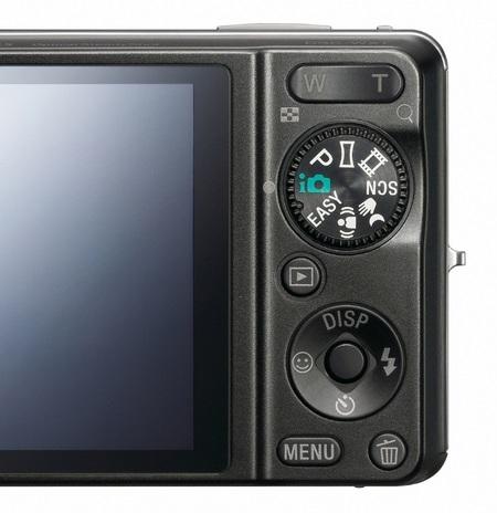 Sony Cyber-Shot DSC-WX1 Compact=