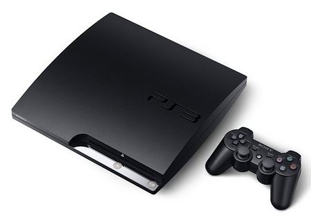 Sony PlayStation 3 now Slimmer and Lighter