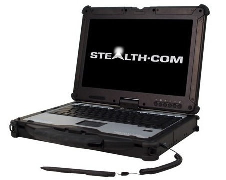 Stealth NW-2000 Warrior Rugged Notebook Tablet