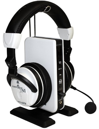 Turtle Beach Ear Force X41 Wireless Gaming Headset for XBox 360
