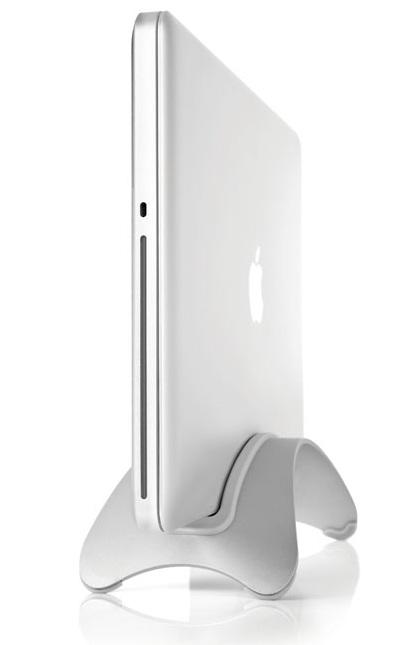 TwelveSouth BookArc MacBook Desktop Stand angle