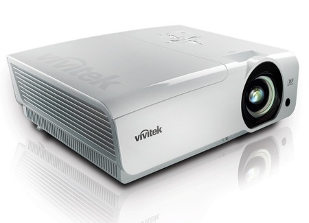 Vivitek H1080FD Budget 1080p HD Projector