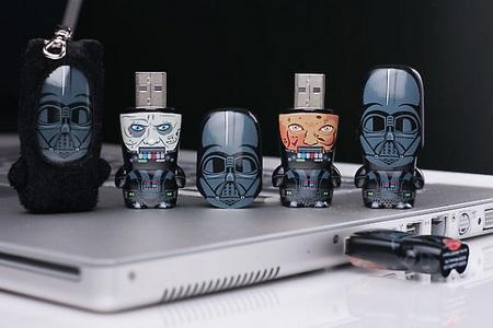 mimobot Darth Vader Unmasked USB Drive