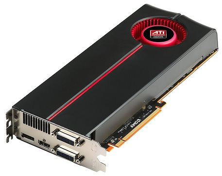 ATI Radeon HD 5800 Series Graphic Cards