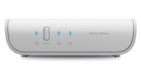 Belkin Home Base Wireless Sharing Device front