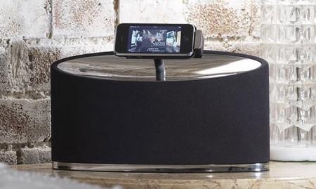 Bowers & Wilkins Zeppelin Mini iPod Speaker System 1