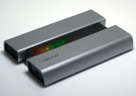 CallPod Fueltank DUO portable charger