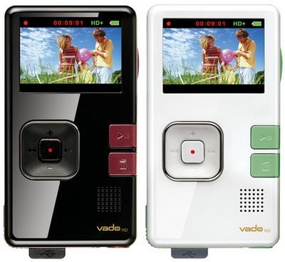 Creative Vado HD G2 with Vado Central for Mac