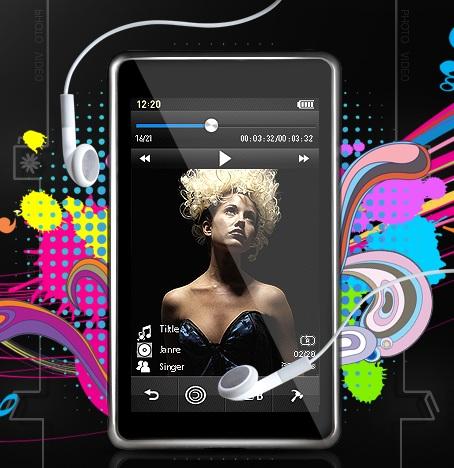 Digital Cube i-Station E9 Portable Media Player