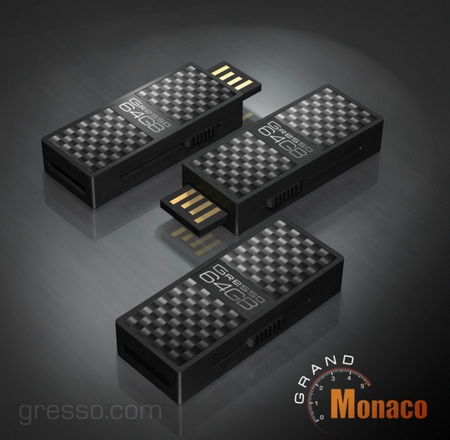 Gresso Grand Monaco Double Security