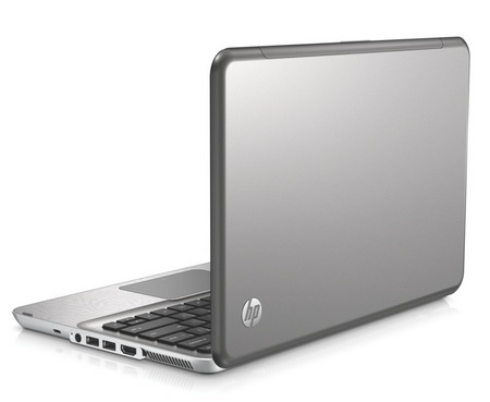 HP ENVY 13 notebook  back