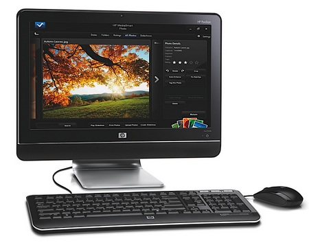 HP Pavilion MS200 All-in-one PC