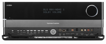 Harman Kardon AVR 7550HD 7.2-Channel AV Receiver
