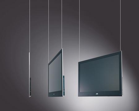 JVC LT-32WX50 Ultra Slim LED-backlight LCD