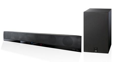 JVC TH-BA1 4.1-Channel Sound Bar System