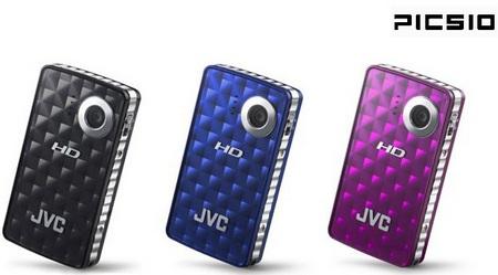 JVC-Victor PICSIO GC-FM1 Compact Full HD Camcorder
