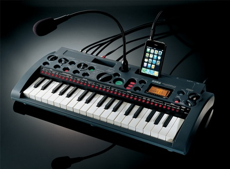 Korg microSAMPLER Sampling Keyboard 1
