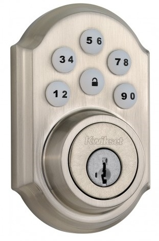 Kwikset SmartCode with Home Connect