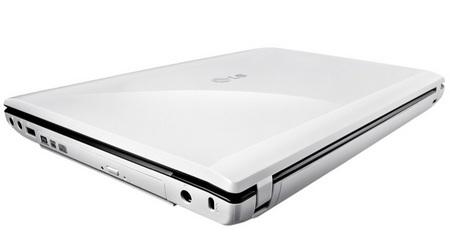 LG WIDEBOOK Notebook Series white