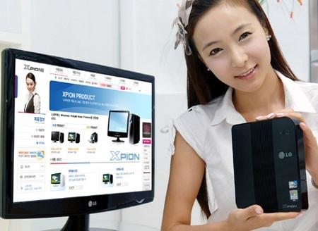 LG XPION X30 Ion Nettop 1