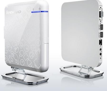 Lenovo IdeaCentre Q100 and Q110 Nettops