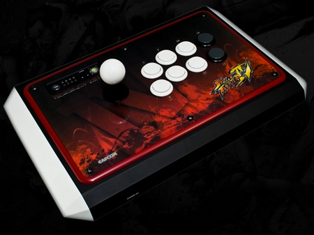 Mad Catz Street Fight IV Round 2 Tournament Edition FightSticks and FightPads